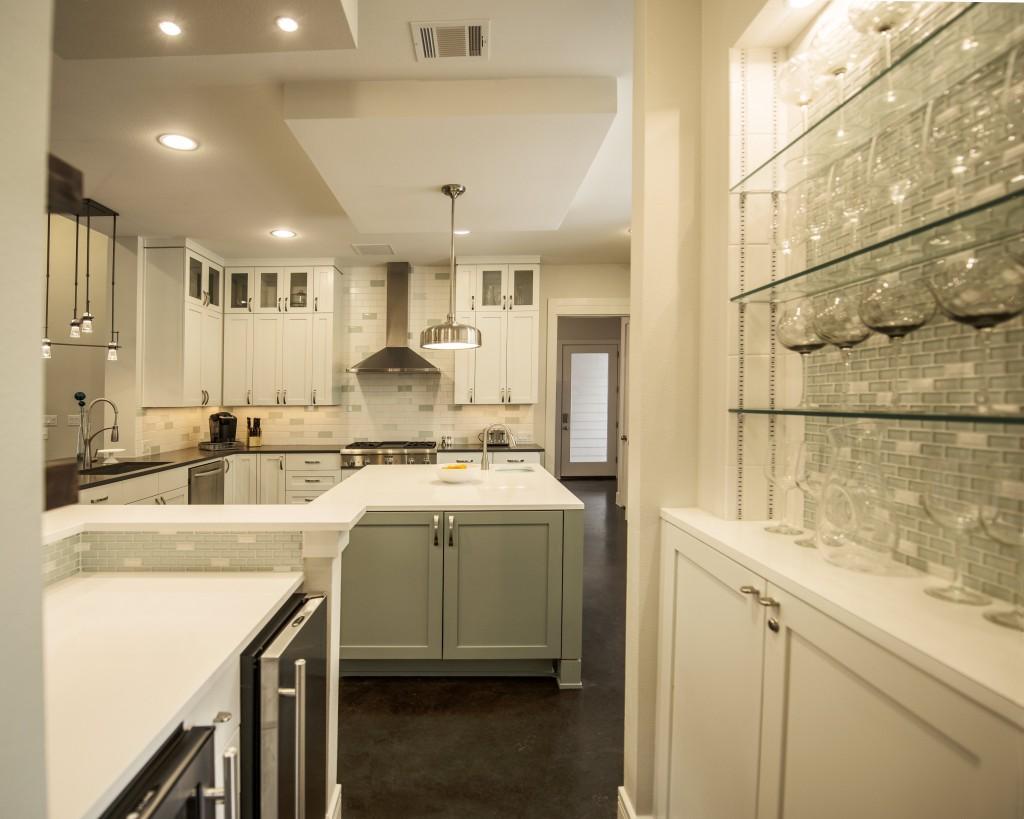 kitchen, island, modern, contemporary, transitional, austin, architect, architecture