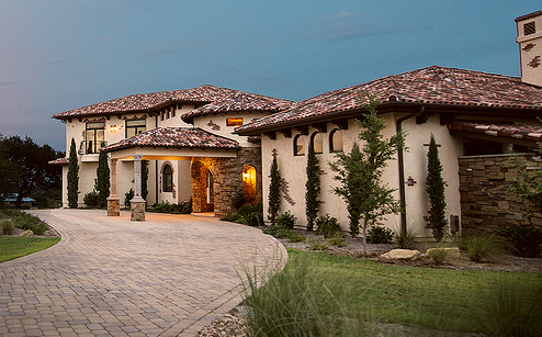 Custom home architects Austin