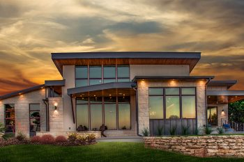 Contemporary Hill Country Home