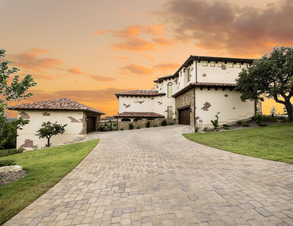 austin, architecture, architect, spanish oaks
