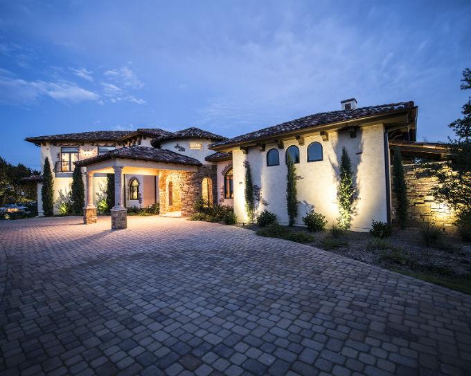Spanish Oaks - entry
