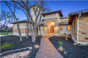 Vineyard Estates, Driftwood Texas Home
